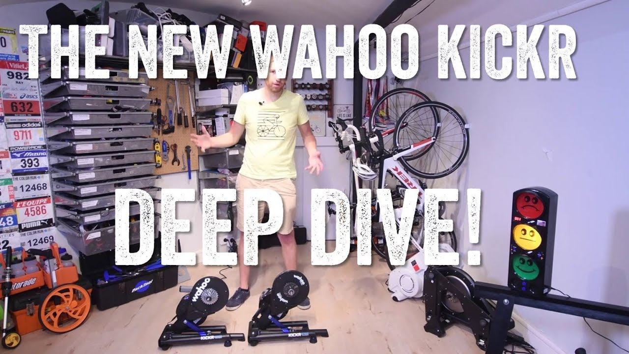 Wahoo Fitness 'KICKR2' Trainer In-Depth Review | DC Rainmaker