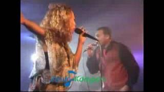 Richard Cave et Tina  en live (a tes cotés)