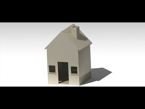 Catia V5 Online Training | How To Design A House | Tutorial For Beginners