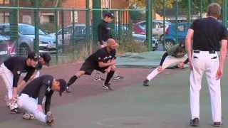 En base-ball, les Cougars échouent en play-offs