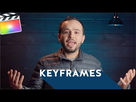 How to Keyframe in Final Cut Pro X