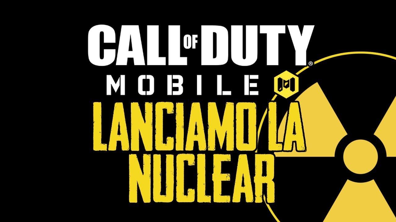 COD MOBILE: Nuclear Bomb/Nuke ITA   Come Sbloccarla   Comandi Touch