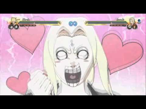 Reverse Harem Nonjutsu NO HENTAI !! Naruto Shippuden Ultimate Ninja Storm 4