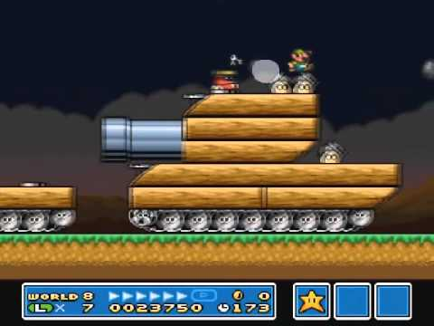Super Mario Bros 3 Parte 2 Final Ktroopas