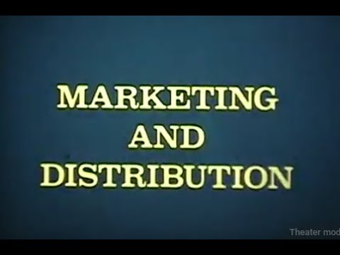Careers in Marketing and Distribution