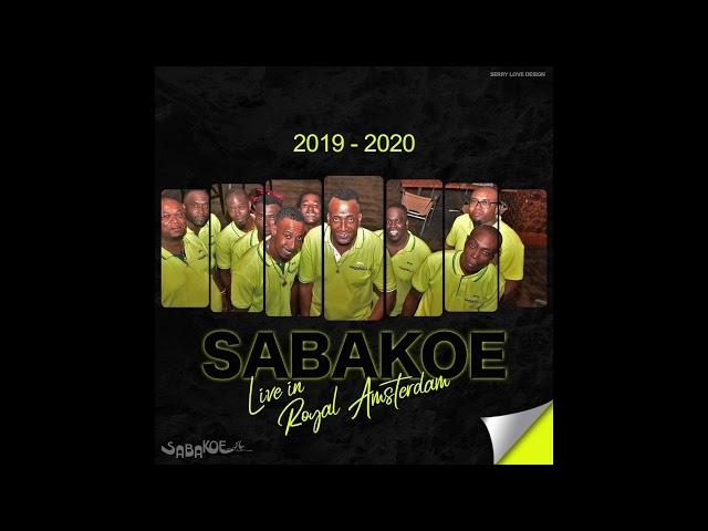 Sabakoe - Juffrouw (live@ Royal)