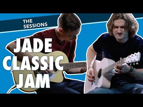 Hear the Cort Jade Classic - Guitar Jam