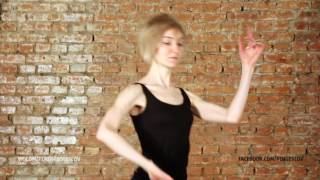 Уроки по развитию пластики тела с Алёной Агеевой. Пластический Театр PosleSlov. Урок 3.