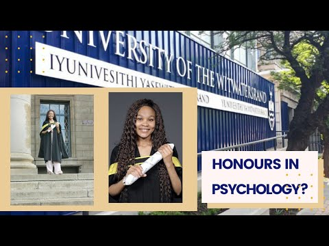 Studying Psychology At Wits University   What You Need To Know