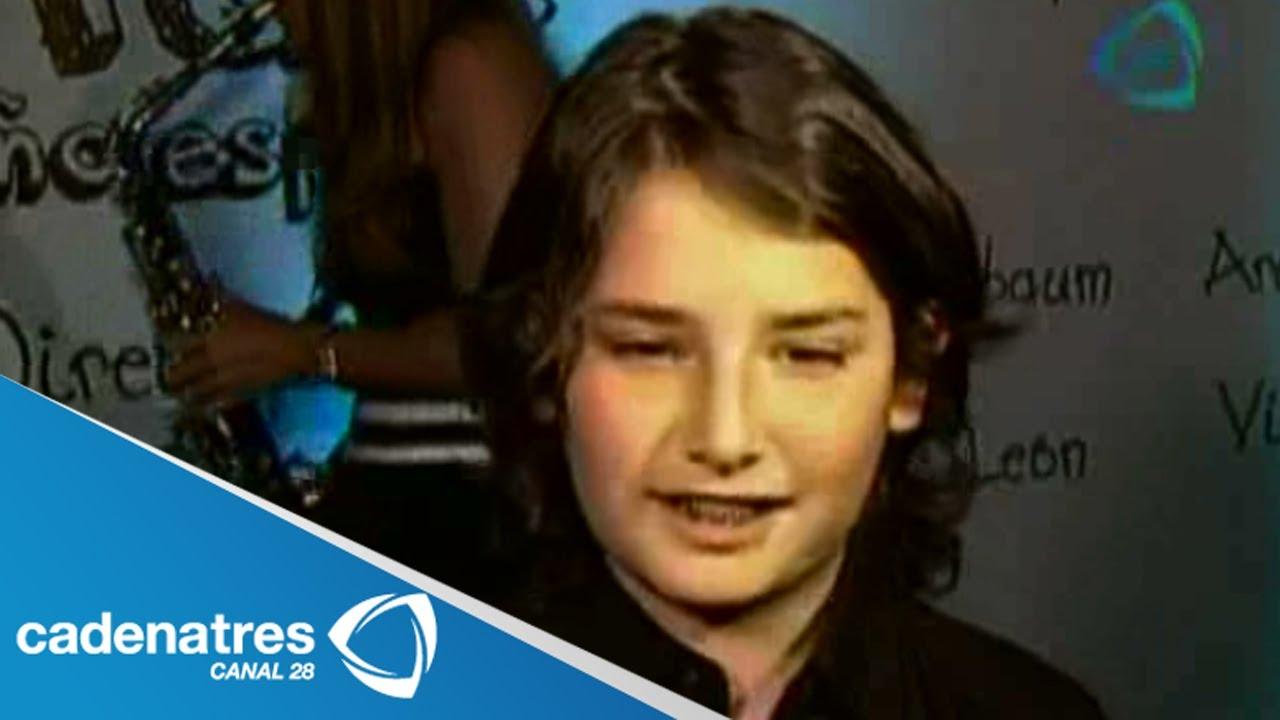 Hijo de Niurka Marcos y Juan Osorio quiere ser cantante / Son of ...
