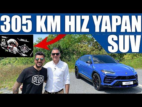 305 Km Hız Yapan Suv | Lamborghini Urus