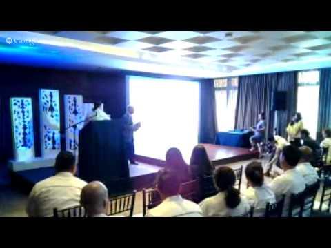 CCA Manila 29th Commencement Exercises 2015