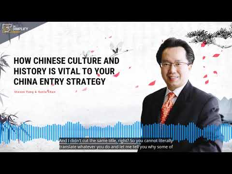 How Chinese Culture And History Is Vital To Your China Entry Strategy