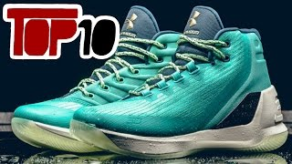 Top 10 Great 2016 Basketball Shoes For Point Guards