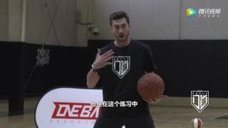  NBA教學 晃斷腳踝!NBA頂尖訓練師教你艾弗森極限變向 