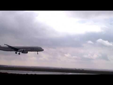 MEA landing in