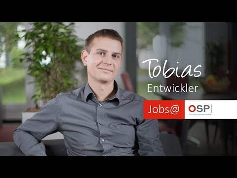 Tobias, Software-Entwickler – Jobs bei OSP | Otto Group Solution Provider