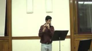 Youtube Symphony Audition [Tan Dun] piccolo Thumbnail