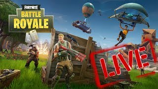 Live FORTNITE: Battle Royale (FREE)
