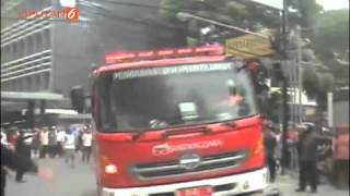 Kebakaran Besar di Bandung