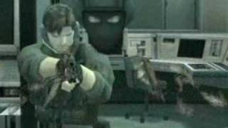 Metal Gear Solid 2 Substance - E3 2002 Trailer - PS2
