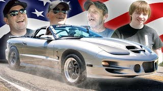 Sketchy Vert Makes Fans Day! (1000hp Trans Am Ride-Along) thumbnail