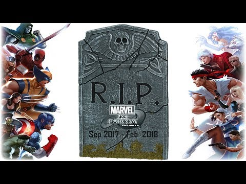 The Death of Marvel vs Capcom Infinite