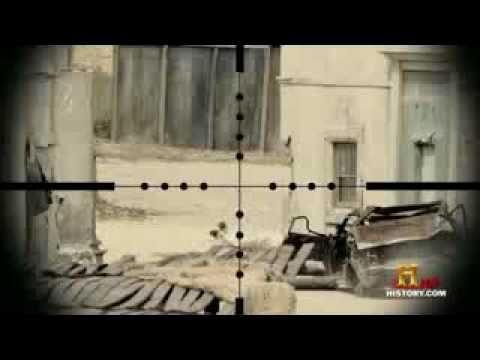 Sniper Inside The Crosshairs chunk