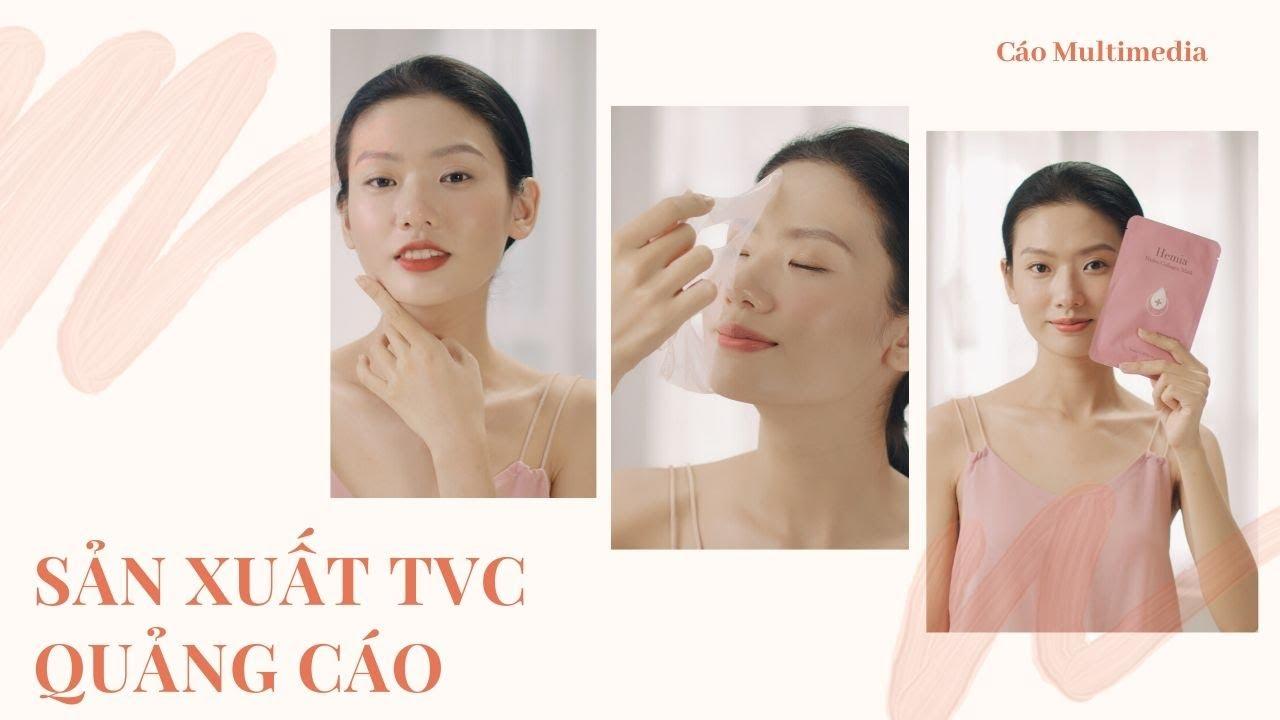 TVC quảng cáo mỹ phẩm  |  Mặt nạ Hemia  |  Cáo Multimedia