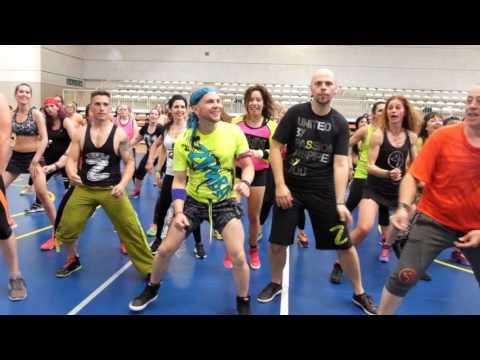 Masterclass con Jessica Exposito organizada por Silvi Zumba