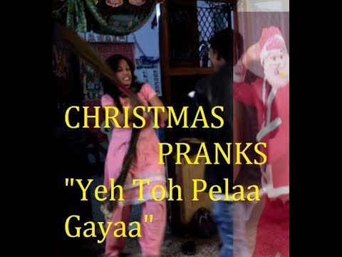TOP CHRISTMAS PRANKS, PRANK WARS, HRISTMAS GIFT PRANKS, MERRY CHRISTMAS PRANK