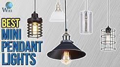 10 Best Mini Pendant Lights 2017