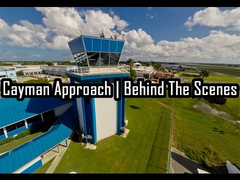 Cayman Approach | Behind The Scenes of Air Traffic Control
