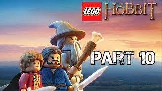 LEGO: The Hobbit - Out of the Frying Pan... - Part 10 (Walkthrough, Gameplay)