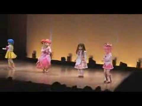 Nippon 2007 Masquerades: Anime Dolls
