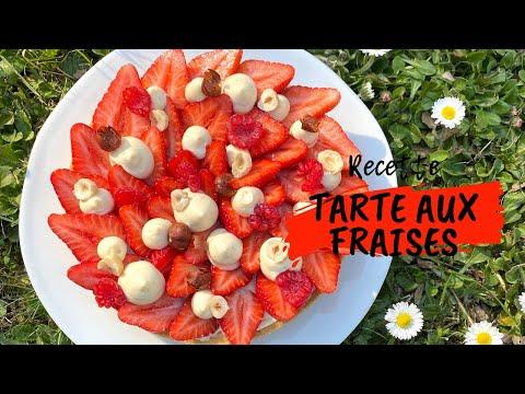 pÂtisserie---recette-tarte-aux-fraises-maison