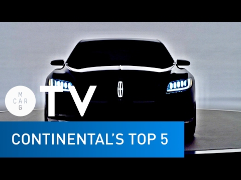 "The ""Top 5"" Things Lincoln NEEDS In The 2017 Lincoln Continental  