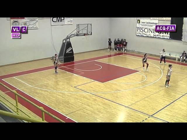 Acquasparta vs Vis Fiamenga - 2° Set