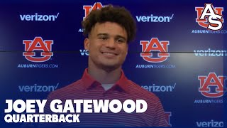 Auburn Tigers Football: Joey Gatewood