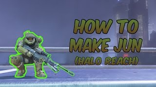 "Halo 5: How to make ""Jun"" from Halo Reach"