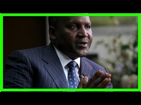Breaking News | Dangote Foundation Carves Out Special Identity for Differentiation