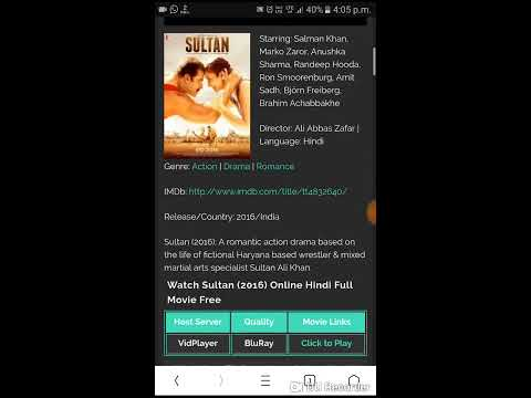 how to download sultan in hindi thumbnail