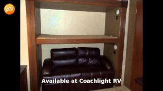2015 Heartland Gateway 3650BH, Fifth Wheel Bunkhouse, in Carthage, MO