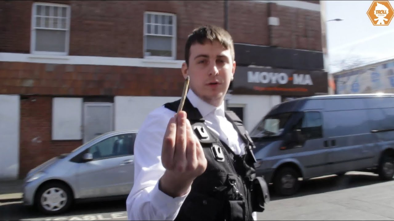 Image result for policeman smoke weed