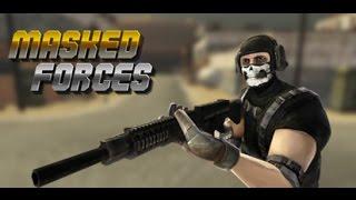 Masked Forces Full Gameplay Walkthrough
