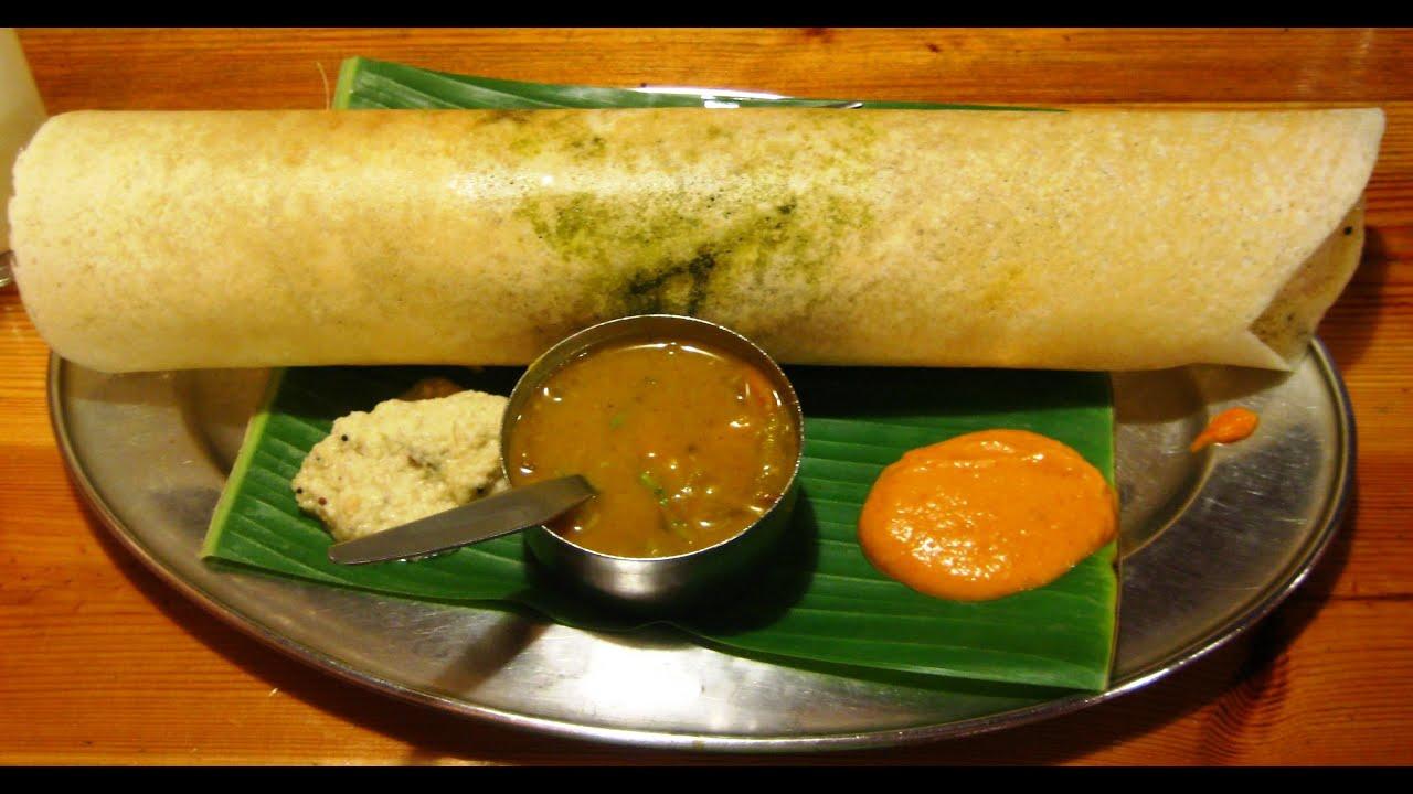 South indian delicious masala dosan recipe in marathi youtube forumfinder Choice Image