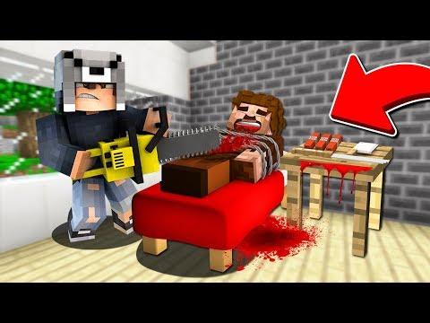 FAKİR'e ÇİN İŞKENCESİ YAPTIM! 😱 - Minecraft