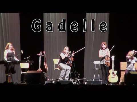 Gadelle   at the Mission Folk Music Festival, 2010