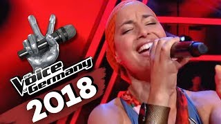 Bob Marley - Is This Love (Kathrin 'Kaye-Ree' Eftekhari) | The Voice of Germany | Blind Audition