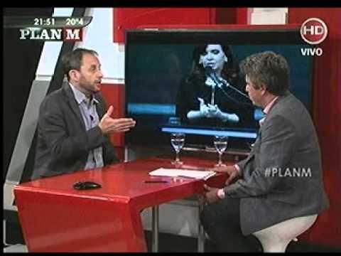 Plan M | Ernesto Tenembaum (23.03.15)
